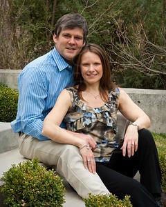 Cheryl Hart & Bryan Morrison - Engagement Portrait