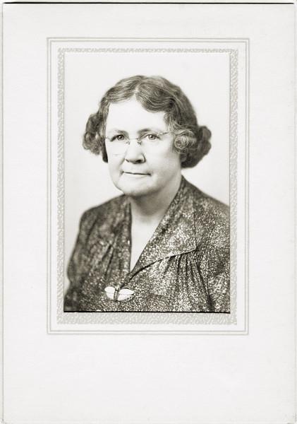 Stella Turner, 1943