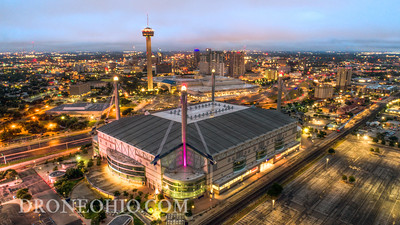 THE ALAMODOME - SAN ANTONIO, TEXAS