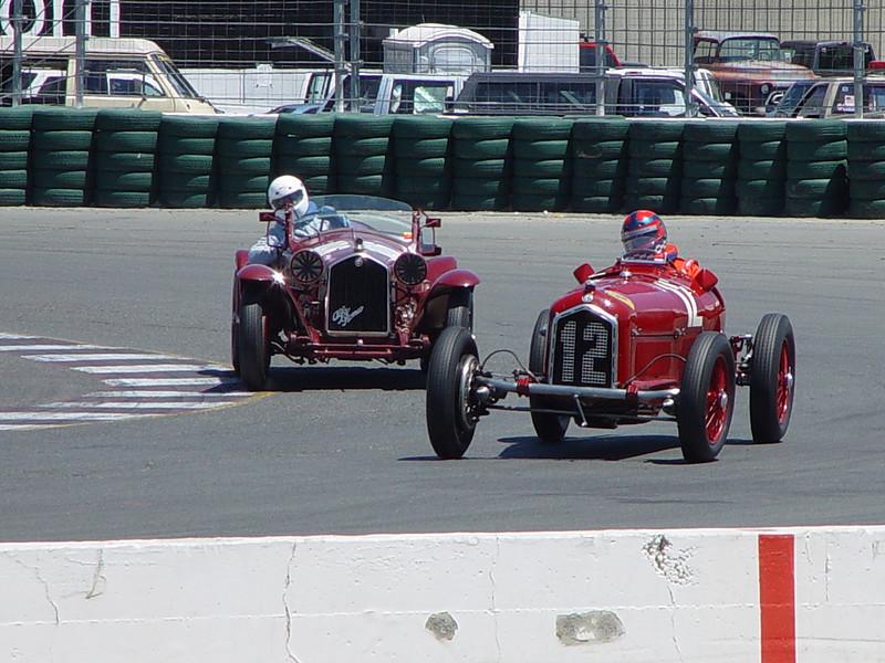 CSRG, Sears Point Raceway