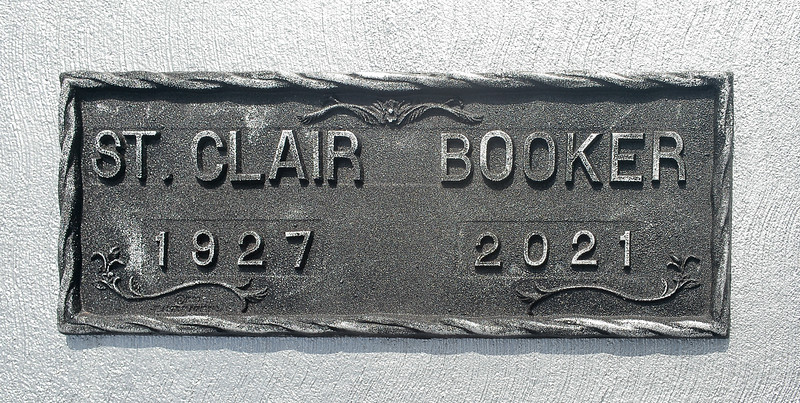St. Clair Booker Funeral 04142021