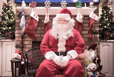 Santa Party 151218