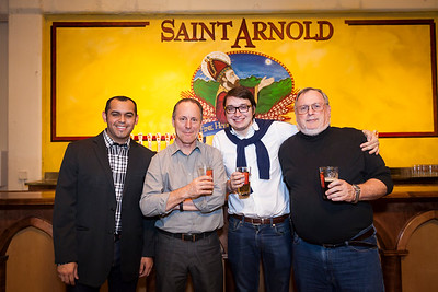 Schlumberger - Saint Arnold - Holiday Party