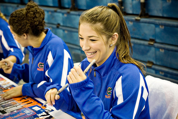 UF Volleyball 2010