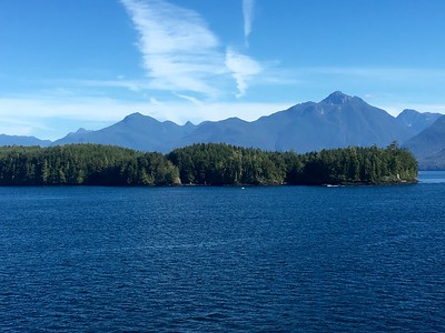 9. Inside Passage Alaska to Vancouver B.C.