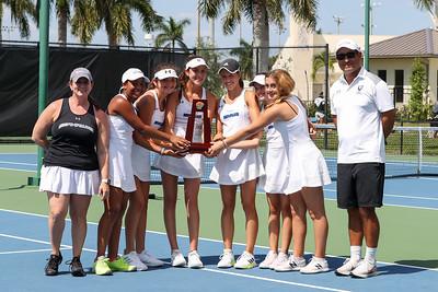 4.14.21 CSN Girls Varsity Tennis - District Champs