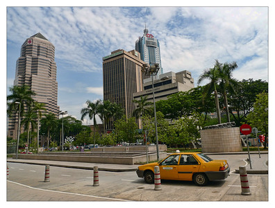 A Sunday walk around Kuala Lumpur, Malaysia - April 2009