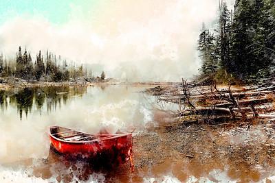 watercolor wonders ...