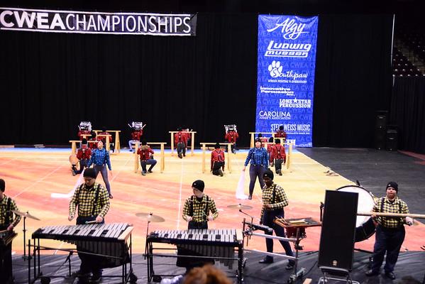 CWEA Championships - Percussion
