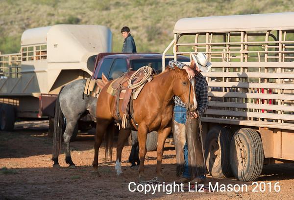 Bobby Mansfield Ranch Branding
