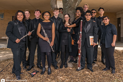 2018 UIL Honors Band Performance