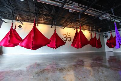 Flying Colors Aeriel Yoga, Jacksonville Florida