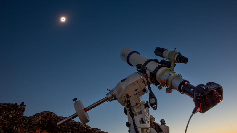 Telescope and Sun South Menan Butte Eclipse-6871.jpg