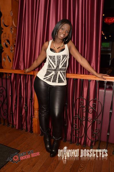 "Erica Dixon ""Love and Hip Hop Atlanta celebrity Saturday"