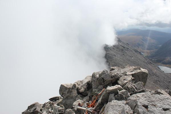 Rocky Mountain National Park Alpine Climbing