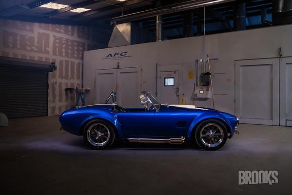 Ken's Blue Cobra