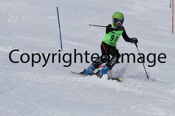 U14-U12-U10 Men Slalom Run 2