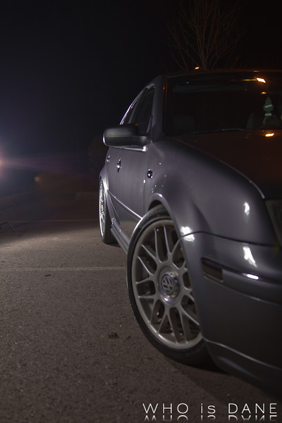 Night TIme Car Shoot 01/24/14