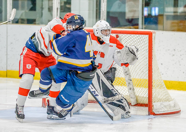2020-2021 Conard Ice Hockey