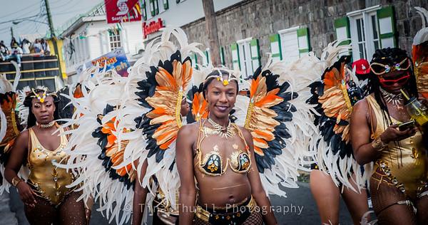 NEVIS Culturama Final Parade 2018