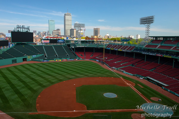 Red Sox Pre-Game Tour