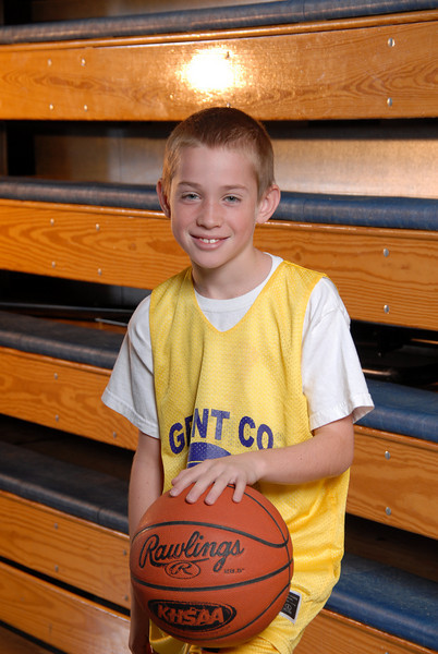 Grant County Elem. Boys Basketball 2010-2011