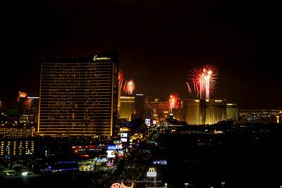 New Years Eve 2016 Las Vegas