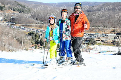 Photos on the Slopes 12-27-14