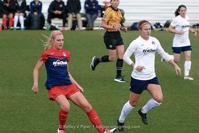Washington Spirit Intrasquad Scrimmage (2 Apr 2016)