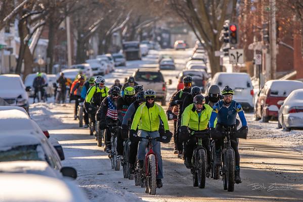 2019 Triple D Winter Bike Race