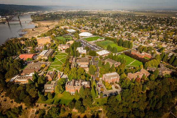 2016 Campus Aerial photo