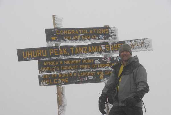 Kilimanjaro October 2006