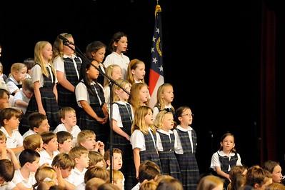 2007 - 2008 Wesleyan Lower School End of Year Program