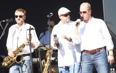 Homecoming Band 2010