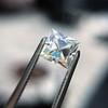 1.38ct French Cut Diamond GIA J VVS1 12