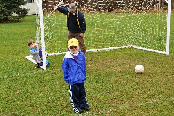 Rising Stars Soccer 11-14-09