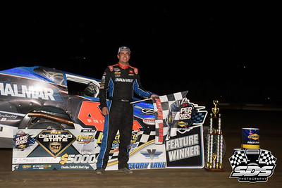13 Delaware International Speedway 4/27/21