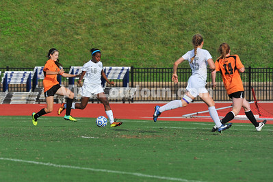 Girls Soccer: VHSL 4A Semi-Final Dominion vs Tabb (6-14-2014 by Jeff Vennitti)