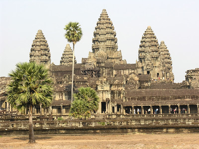 Cambodia: Siem Reap: Angkor Wat 2005