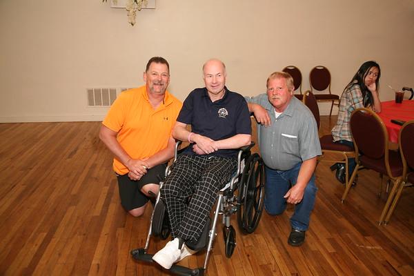 Eric Elder Retirement
