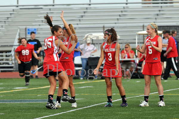 Wilson VS Exeter Girls Lacrosse Finals 2010 - 2011