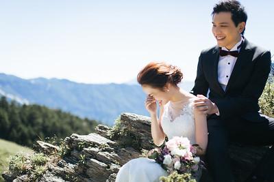 Pre-wedding   Ya-chun + Ting-fu