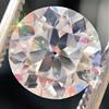 2.07ct Old European Cut Diamond, GIA J VS2 2