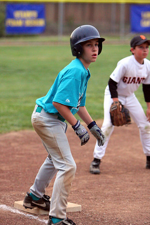 Whitney Little League - 2009 - Action