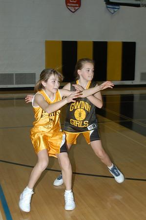 Gwinn E-Girl Basketball