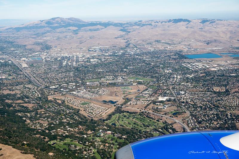Hayward, California, south of Oakland.