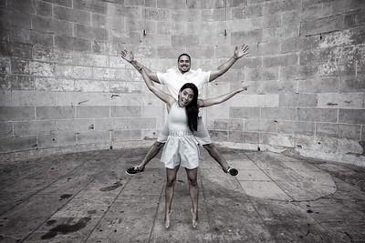 Jennifer & Leo's Engagement Shoot