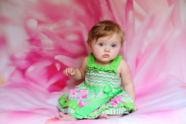 Raelynn 9 Months