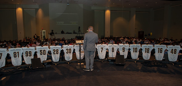 2019 Pine Tree Football Banquet