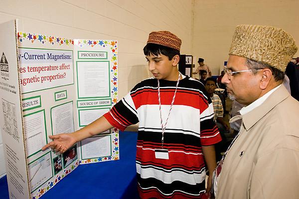 Dr. Abdus Salam Science Fair
